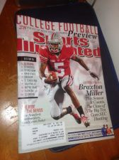 Buy si braxton miller aug-13 new