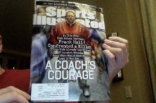 Buy sports illustrated frank hall jun-13 new
