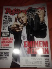 Buy rolling stone eminem nov-13 new
