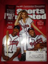 Buy si kate upton/braves sep-13 new