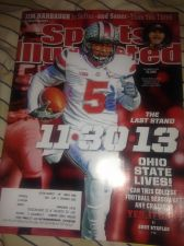 Buy si braxton miller dec-13 new