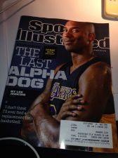 Buy sports illustrated kobe bryant oct-13 new