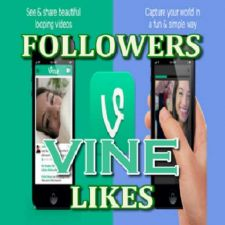 Buy High Quality 200 VINE Followers or Likes, Guaranted