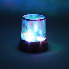 Buy Bicycle Lover Night Light Star Projector