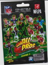 Buy smALL Pros Blind Pack NFL Series 2 McFarlane mini-figures Collect all 13!