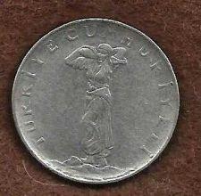 Buy Turkey 25 Kurus 1968 Coin