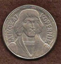 Buy Poland 10 ZLotych 1967 Coin Eagle Mikolaj Kopernik Copernicus