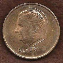 Buy Belgium 20 Frank 1998, Albert II Coin