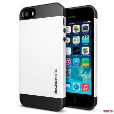 Buy iPhone 5 Case, iPhone 5S Case, SGP Slim Thin White Hard Case