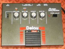 Buy AMDEK DMK-100 Analogue delay pedal