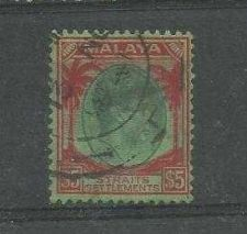 Buy SS 1945 BMA $5 KGVI used