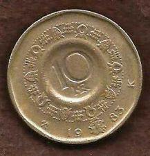 Buy NORWAY.. 10 Kroner coin 1983 .. KM# 427