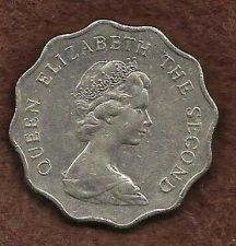 Buy 1980 Hong Kong 2 Dollar Coin Elizabeth II - Beautiful coin!
