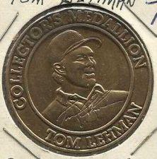 Buy PGA Partners Club Collectors Medallion Tom Lehman Coin Golf Commemorative