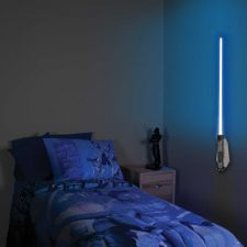 Buy Brand NEW Uncle Milton Star Wars Remote Control Lightsaber Room Light - Obi-Wan
