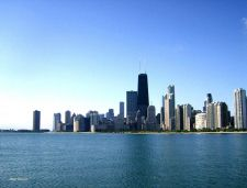 Buy Chicago Skyline