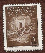 Buy Vatican 1947 Airmail Stamp