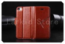 Buy Luxury genuine leather case for iphone5/5s