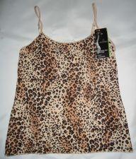 Buy Jockey No Panty Line Promise Camisole Cheetah Medium Tactel Nylon Microfiber