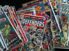 Buy 10 Assorted MARVEL & DC Superhero comic books