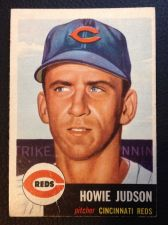 Buy 1953 Topps #12 Howie Judson VGEX