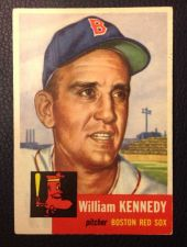 Buy 1953 Topps #94 William Kennedy VG