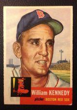 Buy 1953 Topps #94 William Kennedy EX