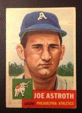 Buy 1953 Topps #103 Joe Astroth VGEX+