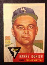 Buy 1953 Topps #145 Harry Dorish EX+