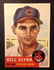 Buy 1953 Topps #171 Bill Glynn EX+