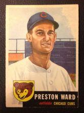 Buy 1953 Topps #173 Preston Ward VGEX