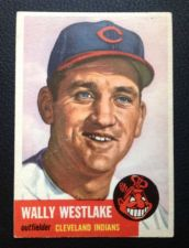 Buy 1953 Topps #192 Wally Westlake EX