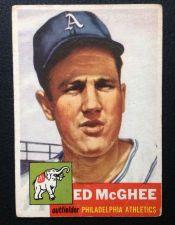 Buy 1953 Topps #195 Ed McGhee F/P