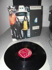 "Buy Sebadoh 4 Song Vinyl 12"" EP Nirvana Sonic Youth Dinisaur Jr"