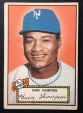 Buy 1952 Topps #3 Hank Thompson RB VGEX