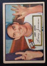 Buy 1952 Topps #5 Larry Jansen RB VG+