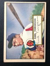 Buy 1952 Topps #97 Earl Torgeson EX