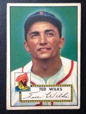 Buy 1952 Topps #109 Ted Wilks VGEX