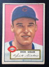 Buy 1952 Topps #113 Dick Sisler VGEX