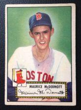 Buy 1952 Topps #119 Maurice McDermott GOOD