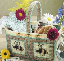 Buy Gardener Basket Canvas PDF Pattern Digital Delivery
