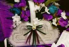 Buy Wedding Basket Canvas PDF Pattern Digital Delivery