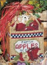 Buy Little Apple Basket Plastic Canvas PDF Pattern Digital Delivery
