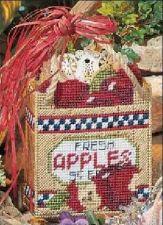 Buy Little Apple Basket Plastic Canvas PDF Pattern Digital Delivery