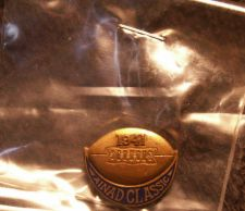 Buy 1941 AINAD SHRINER FOOTBALL CLASSIC PIN