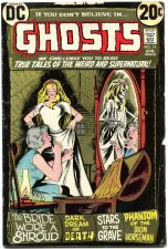 Buy GHOSTS Issue #14 April 1973 Very Good Condition Glossy DC Classic 30512 20c