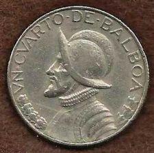 Buy Panama 1/4 Un Cuarto De Balboa 1980 Coin