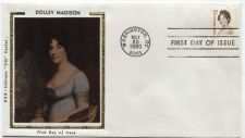Buy 1980 Dolley Madison First Day of Issue Canceled 5-20-1980 Wash. D.C.