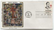 Buy 1980 Emily Bissell First Day of Issue Canceled 5-31-1980 Wilmington, DE.