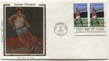 Buy 1980 Summer Olympics First Day of Issue Canceled 9-5-1979 Olympia, WA.